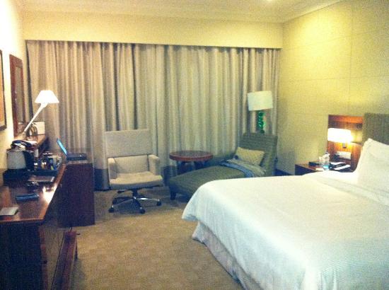 The Westin Pune Koregaon Park: Hotel room