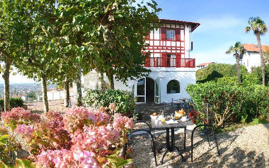 Hotel Itsas Mendia : LE JARDIN
