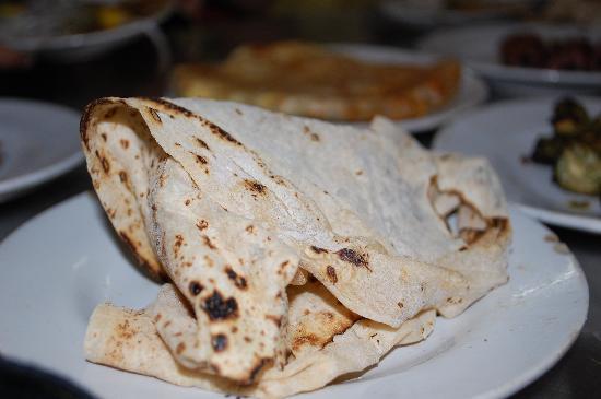 Bademiya : Roomali Roti