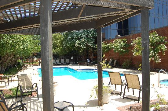 Hilton Greenville: Outdoor Pool