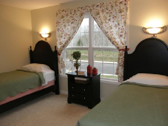 Edgewater Resort: Twin Room