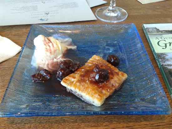Greenville, Güney Carolina: Dessert at The Lazy Goat