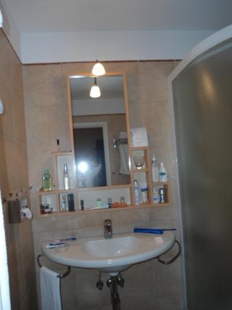 Hotel Bel Air: Banheiro bem gostoso