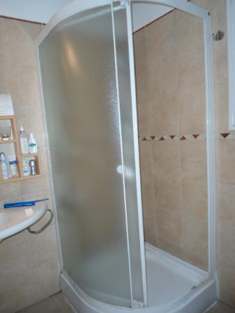 Hotel Bel Air: O banheiro é liiiiiiiiindo!