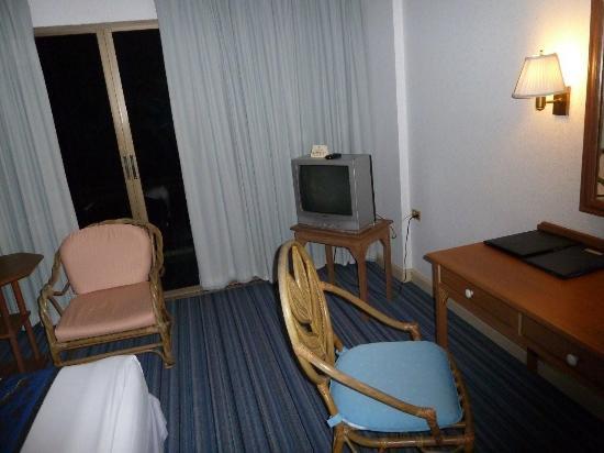 โรงแรมริมกกรีสอร์ท: Bedroom