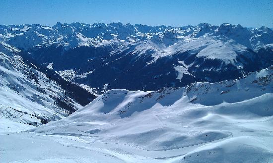 Hotel Monika: Skigebiet GAschurn