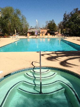 Embassy Suites by Hilton Temecula Valley Wine Country: Ice Cold Pool