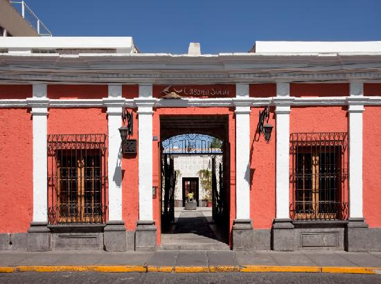 Photo of Hotel Casona Solar Arequipa