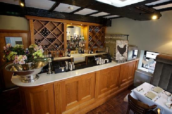 Bouchon: francs brasserie bar