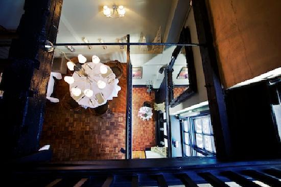 Bouchon: francs brasserie 1st floor
