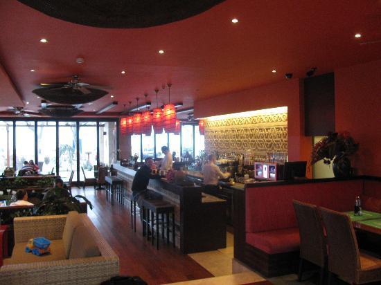 Mala Garden Hotel: Restaurant/Bar