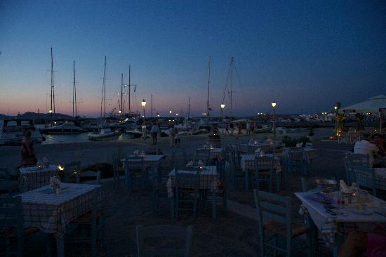 Mediterraneo Taverna Ouzerie: So nice evenings
