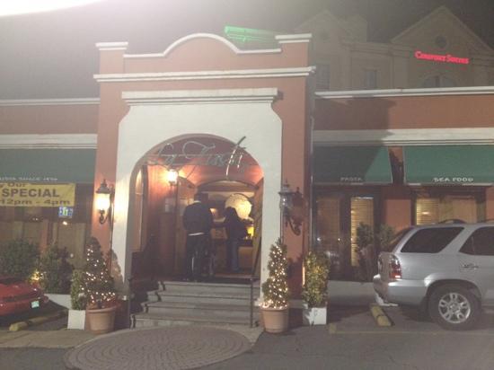 La Fusta Restaurant: great Argentina food!!!