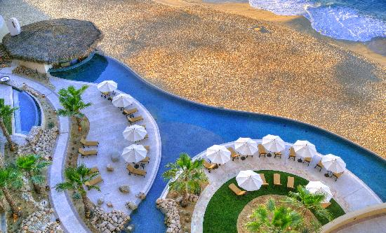 Grand Solmar Land's End Resort & Spa : Aerial View