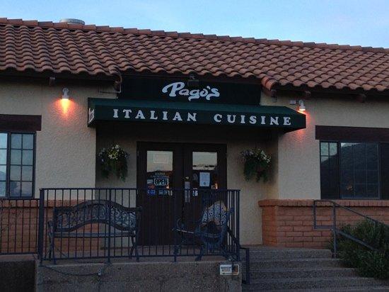 Pago's Pizzeria & Italian Cuisine: Pago's is the Best!