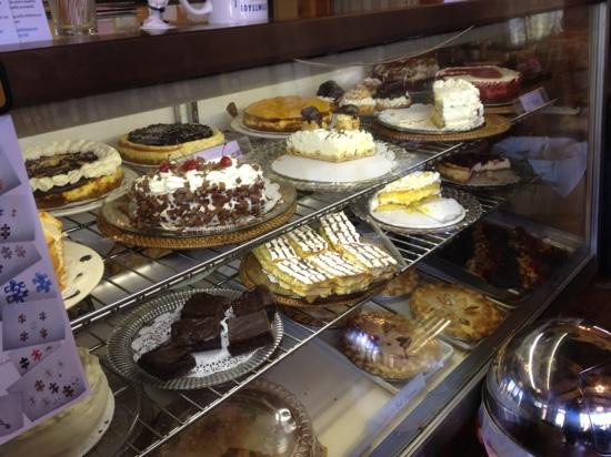 Oma's European Restaurant: more bakery temptations