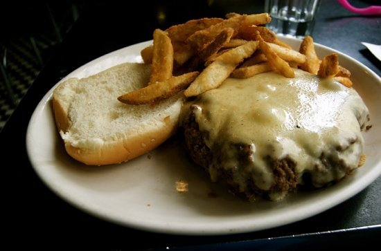 Silver Spurs Restaurant: FTW!