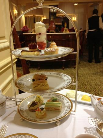 Willard InterContinental Washington: The food