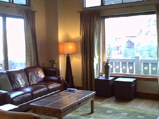 Arrowhead Village Condominiums : Living Room Unit 302