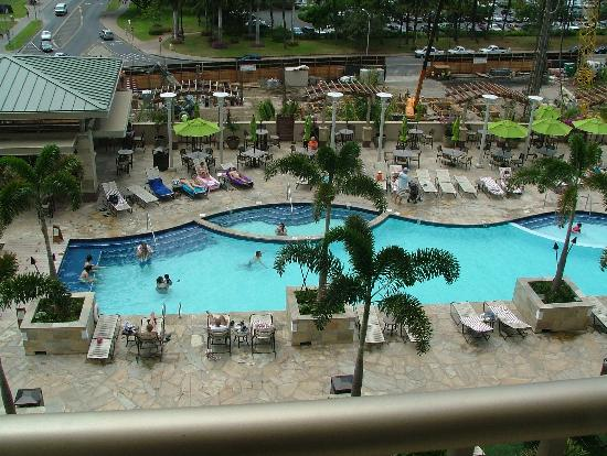 Pool Picture Of Outrigger Waikiki Beach Resort Honolulu