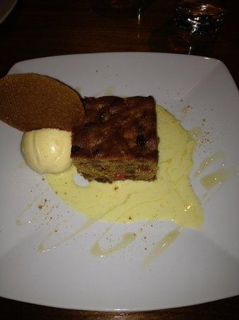 NEDE Restaurant: guiness pie?!