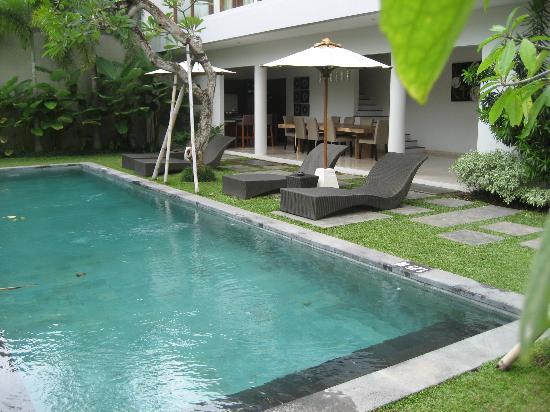 Amadea Resort & Villas: from the door