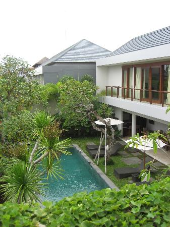 Amadea Resort & Villas: from upstairs