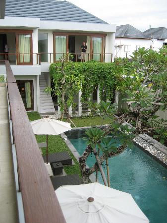 Amadea Resort & Villas: from top wing