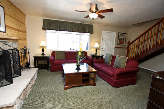Bay Meadows Resort: 2-bedroom Suite