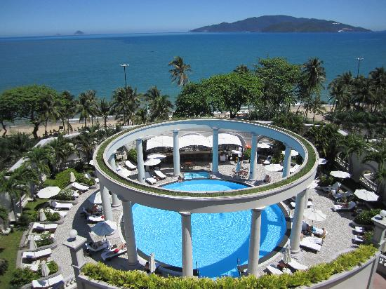 Sunrise Nha Trang Beach Hotel & Spa: Room with a view