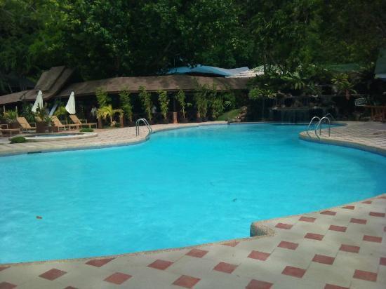 Dakak Park & Beach Resort: The exclusive pool
