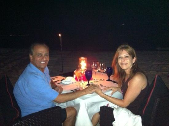 Grace Bay Club: Private Dinner for Two on the Beach