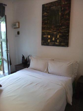 Basaga Holiday Residences: My bedroom at Basaga Residence, Kuching, Sarawak