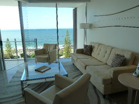 Oceans Mooloolaba: Room wth a view