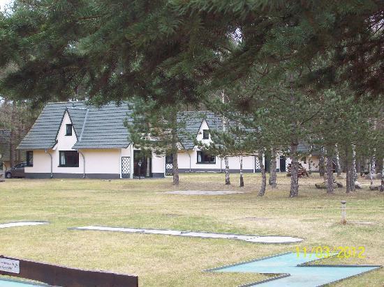 Van der Valk Naturresort Drewitz: Ferienhäuser