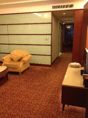Radisson Blu Hotel Shanghai New World: room