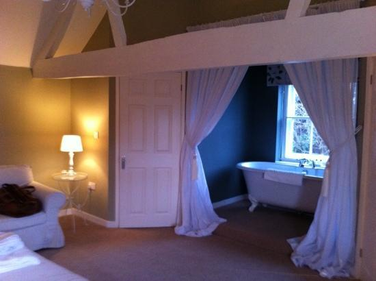 Orles Barn Hotel: heaven