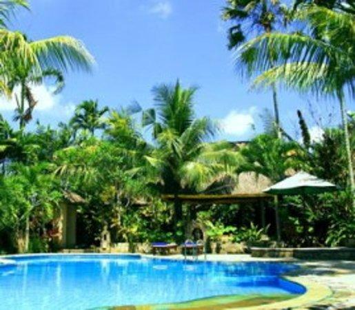 Saren Indah Hotel pool