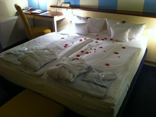 BEST WESTERN PLUS Ostseehotel Waldschloesschen: traumhafte Tage Doppelzimmer