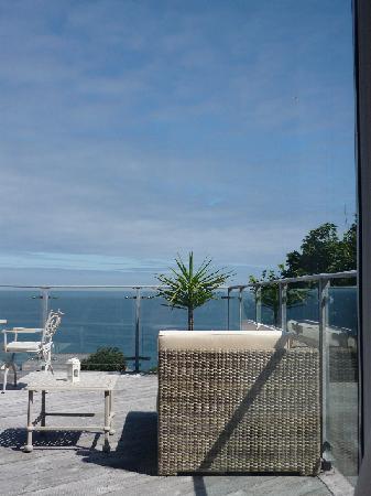 Boskerris Hotel: Terrace