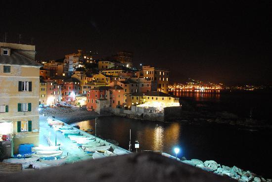 Boccadasse : Bocadasse by night