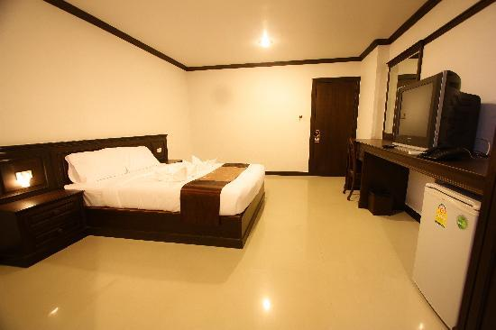 Romena Grand Hotel: Superior Room