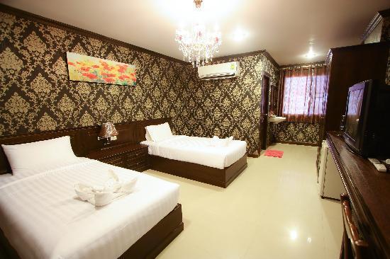 Romena Grand Hotel: Deluxe Room