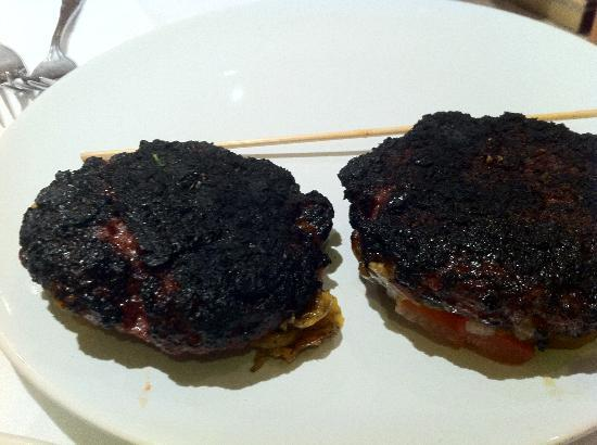 Sizzle and Grill Steak House: To burnt to serve you decide?