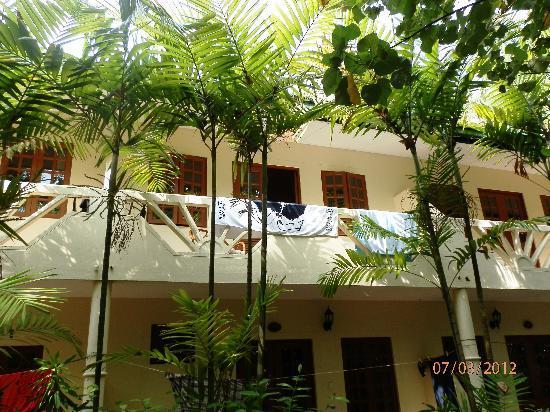 Embudu Village: Les logements standards