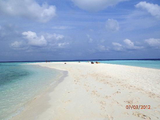 Embudu Village: notre plage coup de coeur