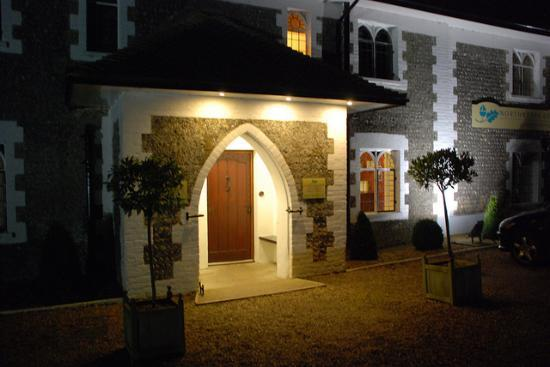 Northrepps Cottage Country Hotel: Hotel entrance.