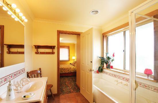 Burnbrow Manor: Manor Double/Twin Bathroom