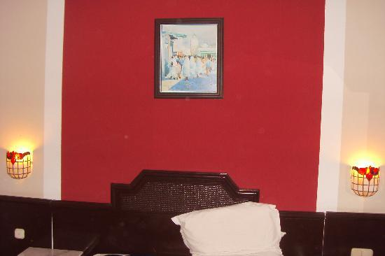 Yadis Morjane Tabarka: chambre