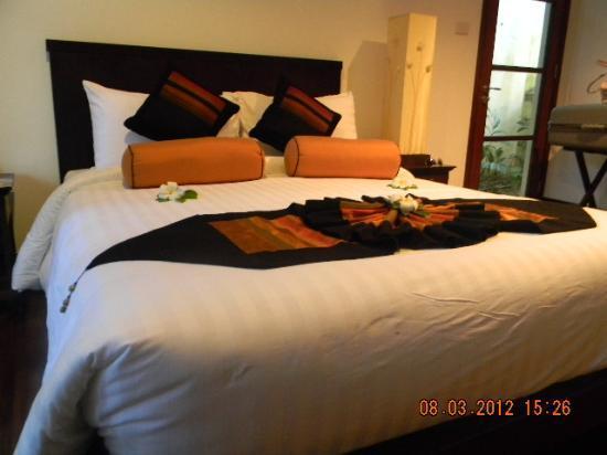 Kanda Residences: Bedroom